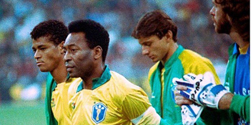 Top những huyền thoại bóng đá của đất nước Brazil