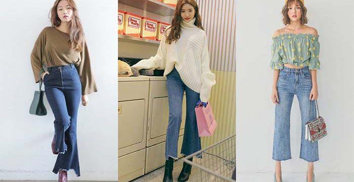 Bỏ ngay những mẫu quần jeans này nếu không muốn bị lộ nhược điểm và già chát