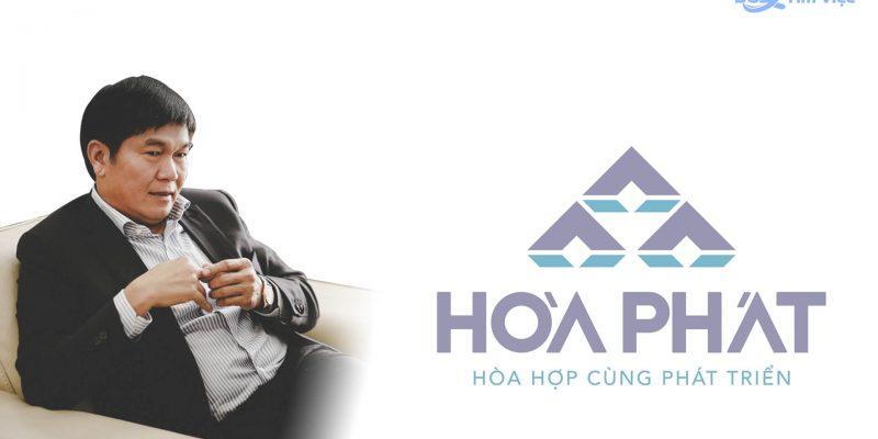 Cổ phiếu HPG tăng mạnh đưa ông Trần Đình Long trở lại Top tỉ phú