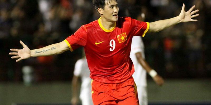 Top những vua phá lưới đỉnh cao của đội tuyển Việt Nam